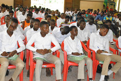 OVER 400YOUTHS END SEMINAR ON MENTAL HEALTH
