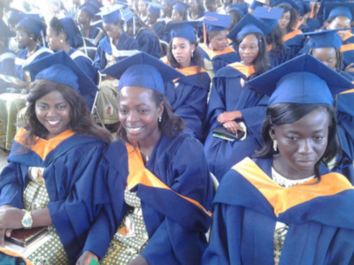OLA COLLEGE GRADUATES 275 TEACHERS