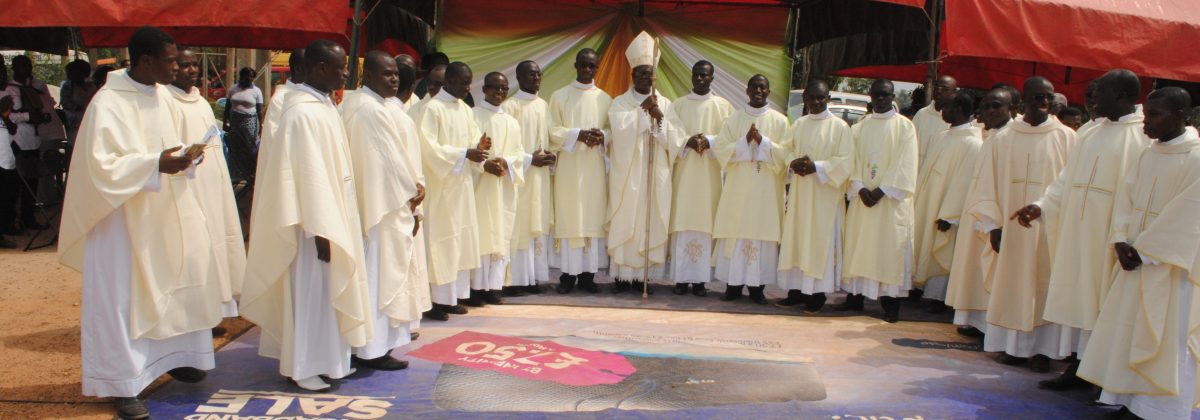 Diaconate Ordination @ Denkyira Obuase